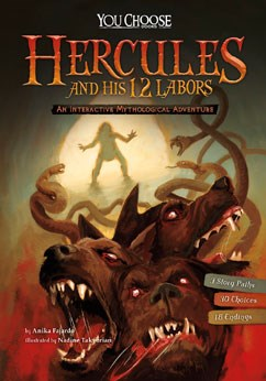 Hercules and His 12 Labors: An Interactive Mythological Adventure