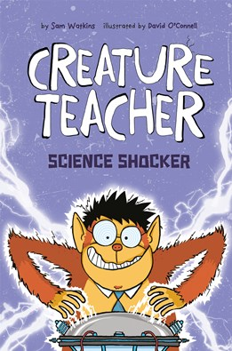Creature Teacher Science Shocker