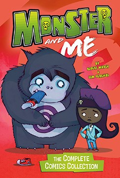 Monster and Me: The Complete Comics Collection