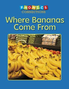 Where Bananas Come From