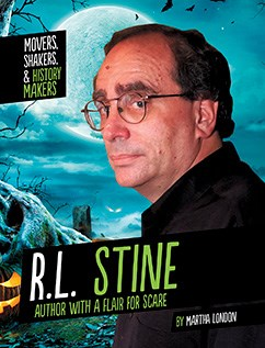 R.L. Stine: Author with a Flair for Scare
