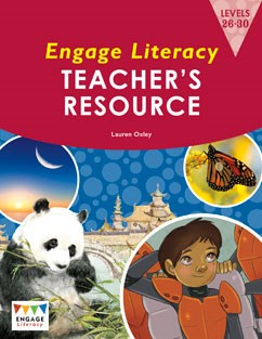Engage Literacy Teacher's Resource Levels 26-30