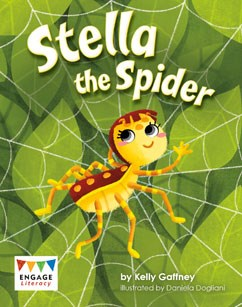 Stella the Spider