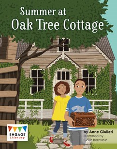Summer at Oak Tree Cottage