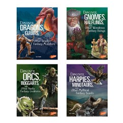 All About Fantasy Creatures