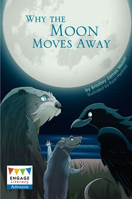 Why the Moon Moves Away