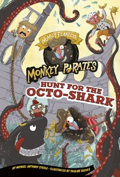 Hunt for the Octo-Shark: A 4D Book