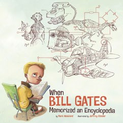 When Bill Gates Memorized an Encyclopedia