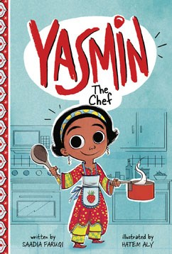Yasmin the Chef