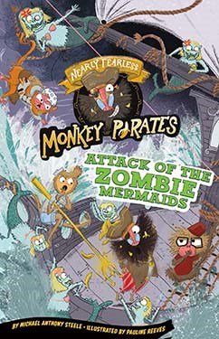 Attack of the Zombie Mermaids: A 4D Book