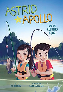 Astrid and Apollo and the Fishing Flop