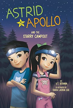 Astrid and Apollo and the Starry Campout