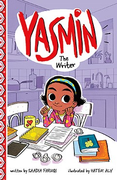 Yasmin the Writer