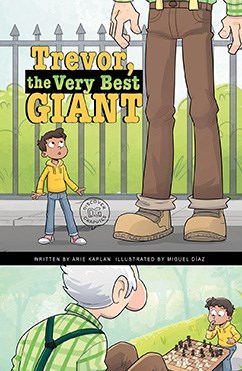 Trevor, the Very Best Giant