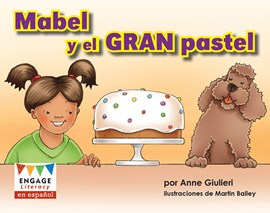 Mabel y el gran pastel (Kate and the Big Cake)