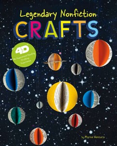 Legendary Nonfiction Crafts: 4D An Augmented Reading Crafts Experience