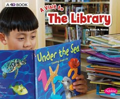 The Library: A 4D Book