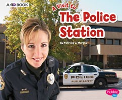 The Police Station: A 4D Book