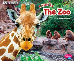 The Zoo: A 4D Book