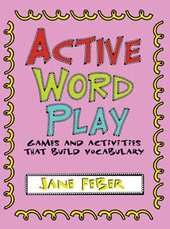 Arts & Crafts Activities: Active Word Play A La Carte