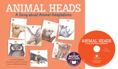 Animal Heads: A Song about Animal Adaptations