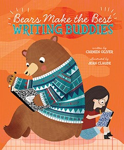 Bears Make the Best Writing Buddies