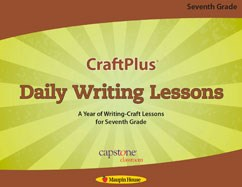 Daily Writing Lessons Grade 7