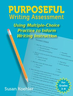 Purposeful Writing Assessment