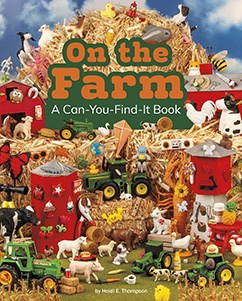 On the Farm: A Can-You-Find-It Book