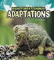 Rain Forest Animal Adaptations