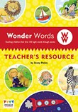 Wonder Words Teacher Resource Guide