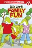 Little Lizard's Family Fun
