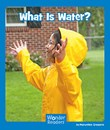 What is Water?