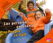 Las personas en otoño/People in Fall
