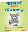 Present What You Know: Sharing Information