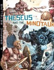 Theseus and the Minotaur: A Graphic Retelling