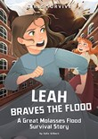 Leah Braves the Flood: A Great Molasses Flood Survival Story