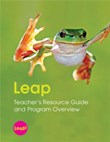 Leap Teacher's Resource Guide and Program Overview