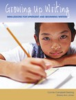 Print Awareness Mini-Lessons: Growing Up Writing A La Carte