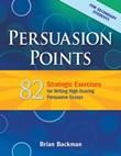 Examples: Persuasion Points A La Carte