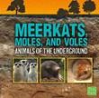 Meerkats, Moles, and Voles: Animals of the Underground