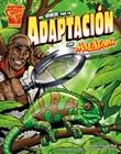 Un viaje por la adaptación con Max Axiom, supercientífico