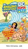 Trouble on Paradise Island