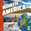 North America: A 4D Book
