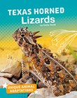 Texas Horned Lizards