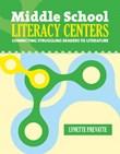 Summarizing: Middle School Literacy Centers A La Carte