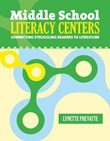 Literature Terms: Middle School Literacy Centers A La Carte