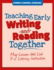 Craft Mini-Lessons: Teaching Early Writing and Reading Together A La Carte