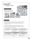 Movement Teaching Notes