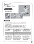 Weather Teaching Notes